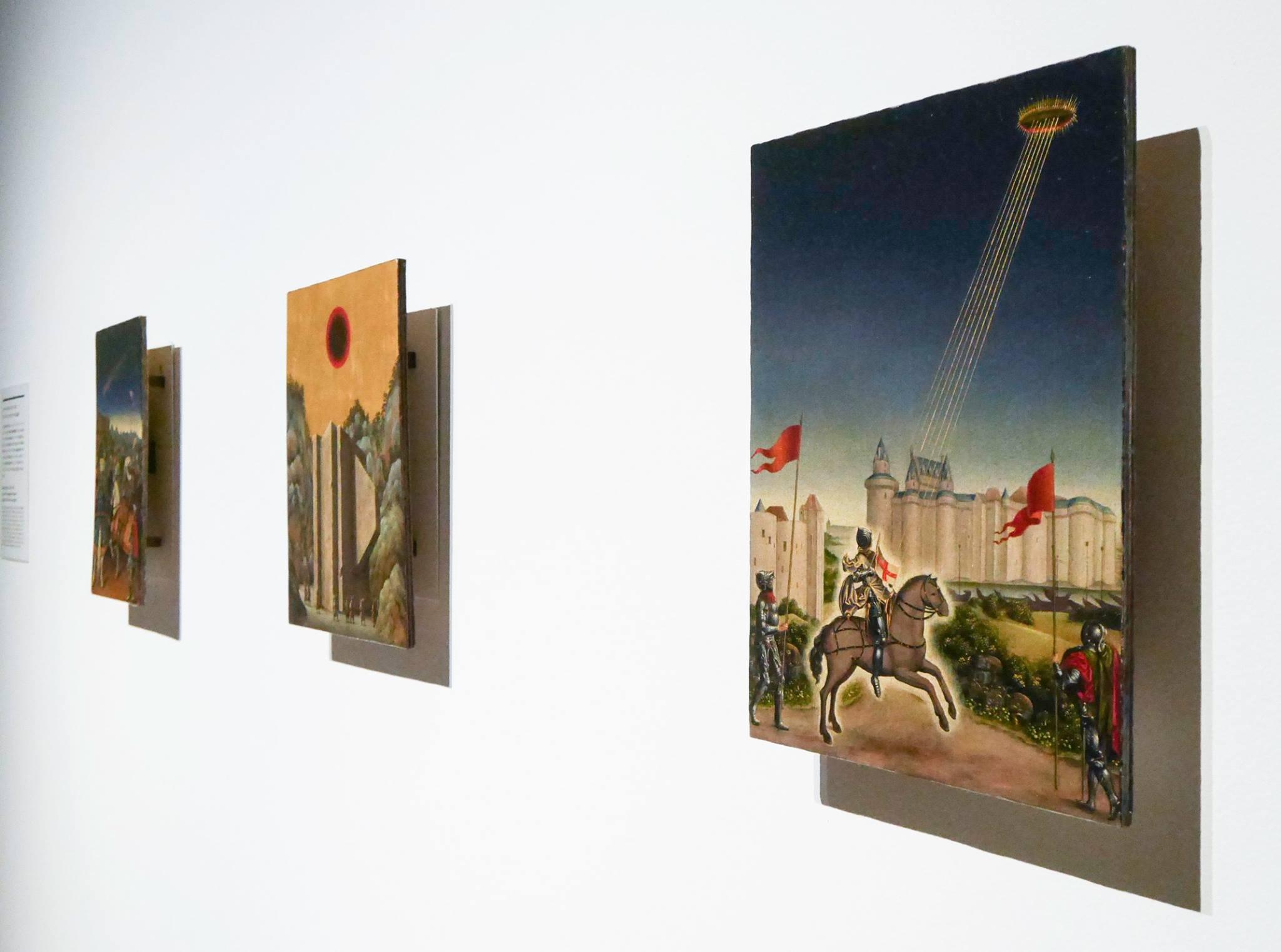 ローラン・グラッソ「過去についてのスタディ」